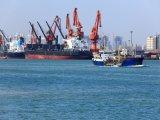 O transporte de contentores da China para Kampala, Uganda