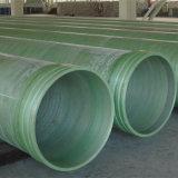 Prfv/PRG/tubo de esgoto do tubo de água de fibra de vidro