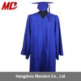 Chapeaux, robe, et étoles en gros de graduation pour collège élevé/