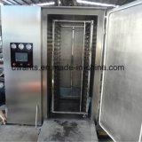 Los alimentos cocinados de vacío de enfriamiento rápido de la máquina de refrigeración