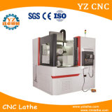 플랜지 금속 절단을%s 수직 CNC 선반 기계