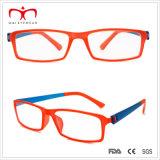 Signore Plastic Reading Glasses con Brilliant Double Color (WRP505218)