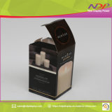 Velas personalizadas caja de embalaje plegable de la impresión de paquete de regalo