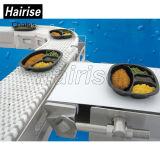 Cadena de producción de las patatas fritas transportador de las piezas de recambio