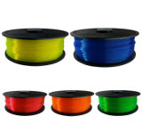 1,75 mm 3mm couleurs fluorescentes filament d'impression pour imprimante 3D PLA Filament