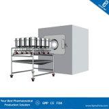 Máquina de lavar roupa de equipamento farmacêutico com função de esterilização