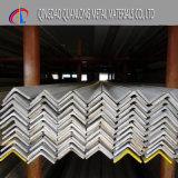 Hierro de ángulo galvanizado barras de hierro de la esquina de ASTM A36