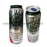 Pode ser de alumínio para bebidas com impressão 250ml