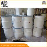 Хорошего качества уплотнение чистым PTFE упаковка; горячая продажа чистого ПТФЭ железы упаковки для парового клапана насоса Сделано в Китае