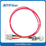 Assemblea ottica duplex della fibra di Sc/LC 9/125um MP