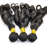 Nuovo Arrival Spring Loose Curly Top Grade 7A Virgin Remy Hair Extensions
