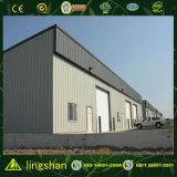 Vertientes prefabricadas del taller del diseño de la construcción del metal