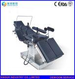 외과 테이블 또는 침대를 운영하는 병원 장비 Ot Radiolucent 사용 전기 사진술