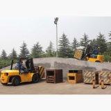 20トンの容器のフォークリフト港湾地域で使用する