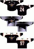 Customized Homens Mulheres Crianças Liga de Hóquei Ocidental Vancouver Giants 2001-2011 Suplente Hóquei no Gelo Jersey