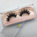 安いまつげの製品の最もよい擬似ミンクNutural Eyelahses