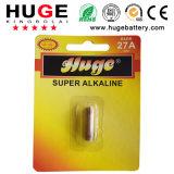 12V 27A super alkalische Batterie mit Qualität (12V 27A trockene Batterie)