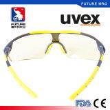 De Draadloze Antistatische Veiligheidsbrillen van Uvex tegen Ultraviolet