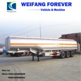 Saleのための永久に3 Axles Aluminum Semi Truck Trailer Oil Tanker