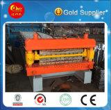 Niedriger Preis-gute Qualität galvanisierte die Platten-Rolle, die Maschine bildet