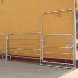 Горячим гальванизированные сбыванием стальные портативные панели лошади для сбывания