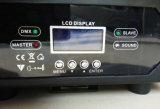 O diodo emissor de luz movente super DJ da cabeça do feixe 4X25W RGBW da fábrica bate a luz do estágio
