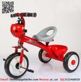 강요 바 후방 훈련 손잡이를 가진 3명의 바퀴 아이 세발자전거