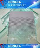 装飾的な平たい箱によって薄板にされる明らかに強くされた安全建物ガラス