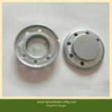La precisión de metal perforado de pieza de estampado personalizado