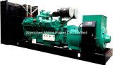 1000kVA 800kwの主な力のCumminsのディーゼル発電機セットKta38-G2a