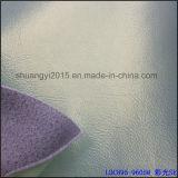 زاويّة يلمع سطح [1.2مّ] [ميكروفيبر] جلد لأنّ أريكة