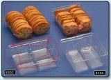 BOPS Thermoformer за пластиковый лоток, Thermoformer на пластмассовом ящике