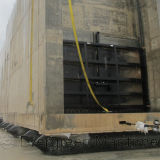 Bolsa a ar marinha de borracha elevada da capacidade de rolamento da fábrica