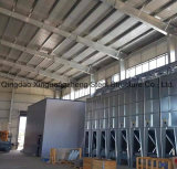 Модульный дом для стальных структуры рабочего совещания