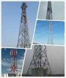 직류 전기를 통한 각 강철 라디오 세포 탑