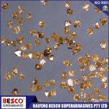 Golden nitreto de boro cúbico/CBN para o vínculo de metal e ferramentas Electroplated
