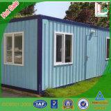 生存のための快適なプレハブの容器の家