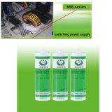 Одна компонентная резина кремния RTV жидкостная для электроники запечатывания и воспламенять задерживающ прилипатель в развитии