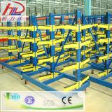 Soluções de armazenamento de armazém Rack de aço para rack de cantilever