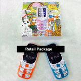 Teléfono móvil multilingue abierto N2300 del G/M del teléfono