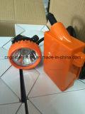 Lâmpada do capacete de mineiro de Kl5lm