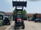 좋은 품질 50HP 농장 트랙터 프런트 엔드 로더