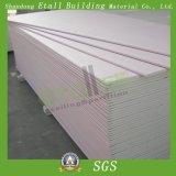 Panneau de gypse normal pour la partition de plafond et de mur de pierres sèches