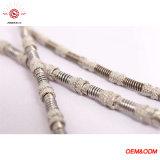 Saída de vácuo do fio de diamante para corte a seco de betão e pedra (diâmetro 7,2 -11,5 mm)