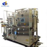 Types de traitement de boissons gazeuses et de traitement de mélangeur de verre mélangeuse