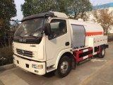 Dongfeng 8000litres réservoir de stockage de GPL chariot