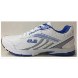 Яркие цветные Desgins обувь PU спортивную обувь из натуральной кожи