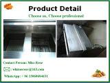 Acero inoxidable comercial de la alta calidad que coloca la sartén eléctrica