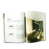 Cmyk印刷によってカスタマイズされる薄紙表紙カタログの印刷
