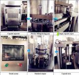 Pastille de poudre de machines de remplissage PHARMACEUTIQUE Gélule Les machines de remplissage